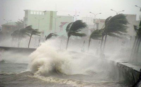 Việt Nam sẽ chịu ảnh hưởng của 3-4 cơn bão từ giờ đến cuối năm 1