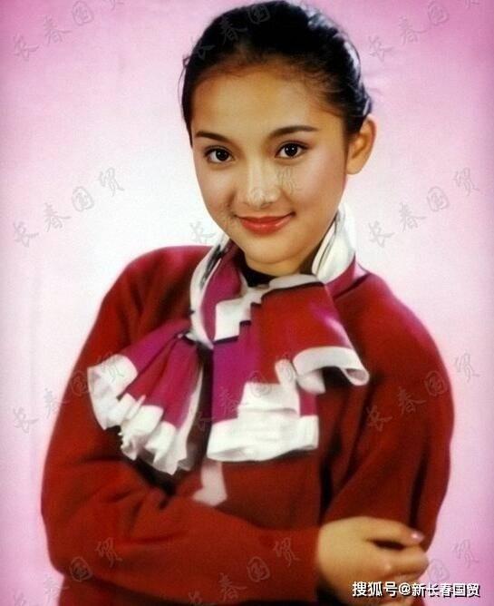 Lộ ảnh Châu Tấn thời là 'nữ hoàng ảnh lịch' 30 năm trước 4