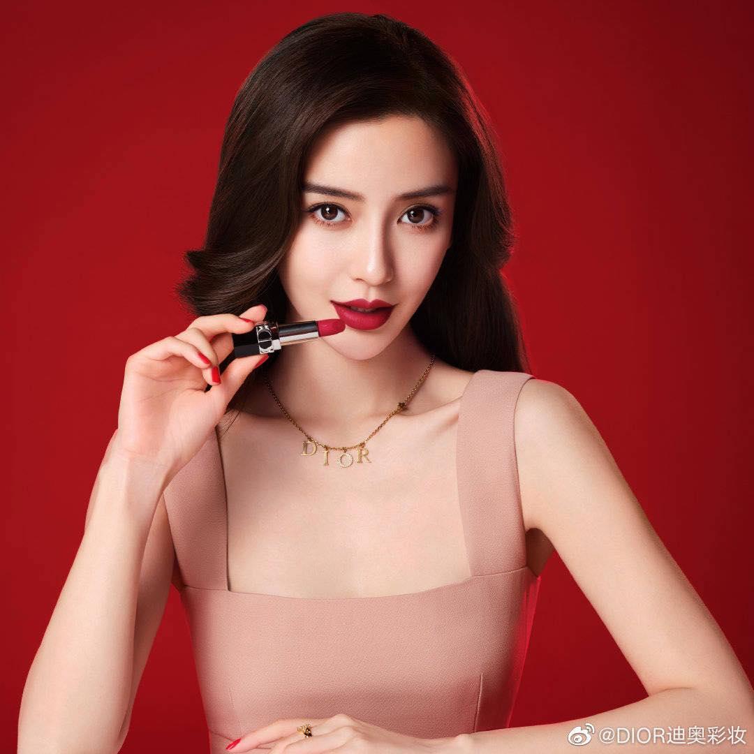 6 mỹ nhân Cbiz quảng cáo son: Ai đẹp kinh diễm khiến bạn muốn chốt đơn? 13