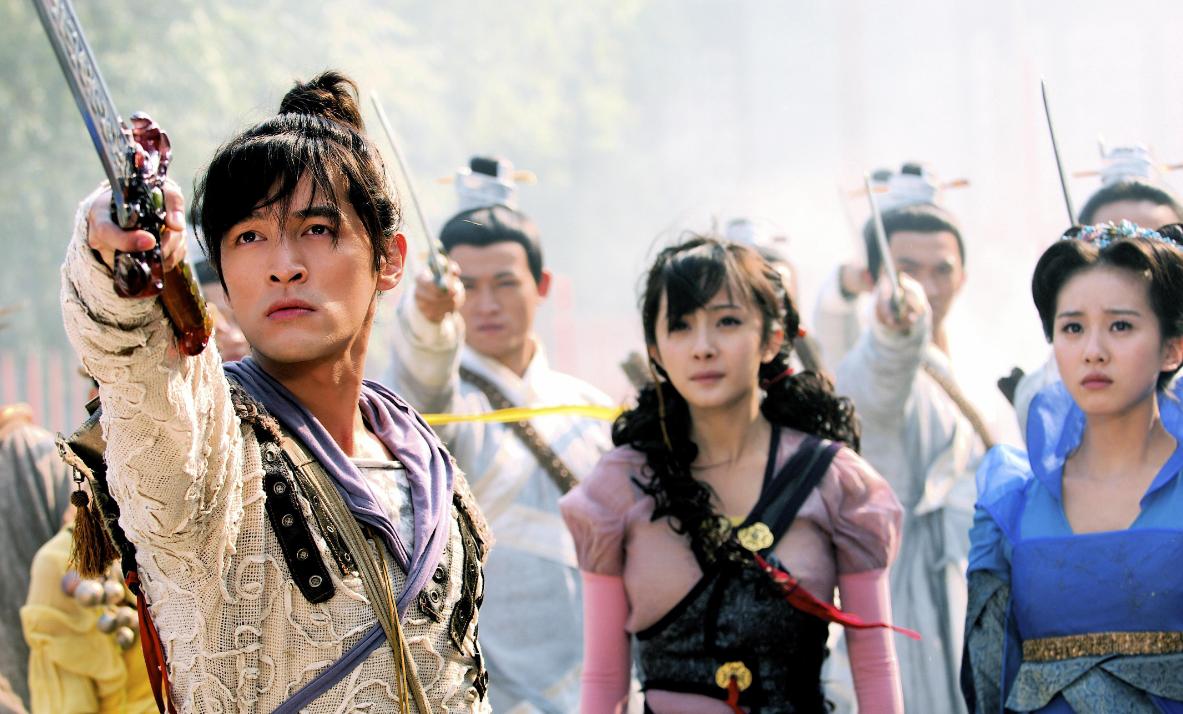 Những kiệt tác của 8 dòng phim truyền hình Hoa ngữ chưa tìm thấy đối thủ 1