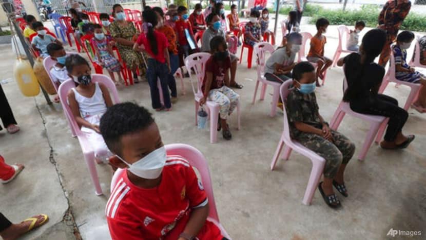 Nước Đông Nam Á đầu tiên mở chiến dịch tiêm chủng Covid-19 cho trẻ em 4