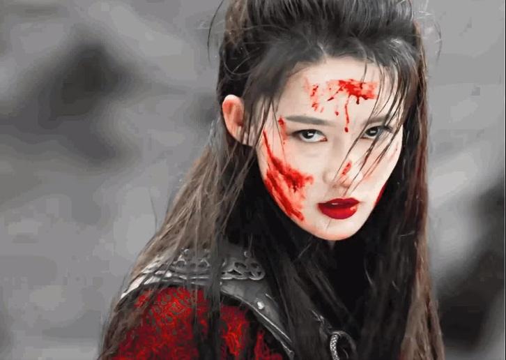14 mỹ nhân Cbiz trong tạo hình chiến tổn: Dương Mịch, Lý Thấm đau thắt lòng, Angela Baby muôn đời giả trân 4