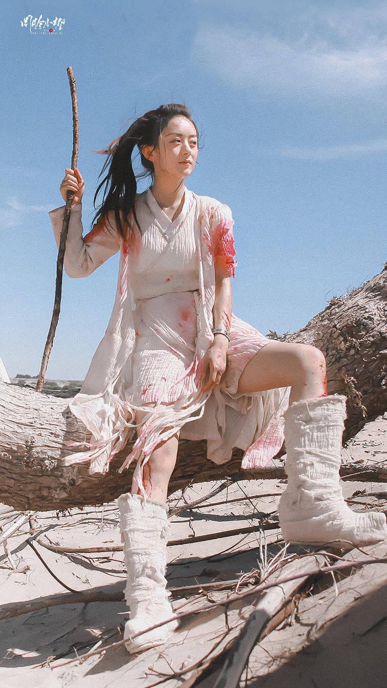 14 mỹ nhân Cbiz trong tạo hình chiến tổn: Dương Mịch, Lý Thấm đau thắt lòng, Angela Baby muôn đời giả trân 7