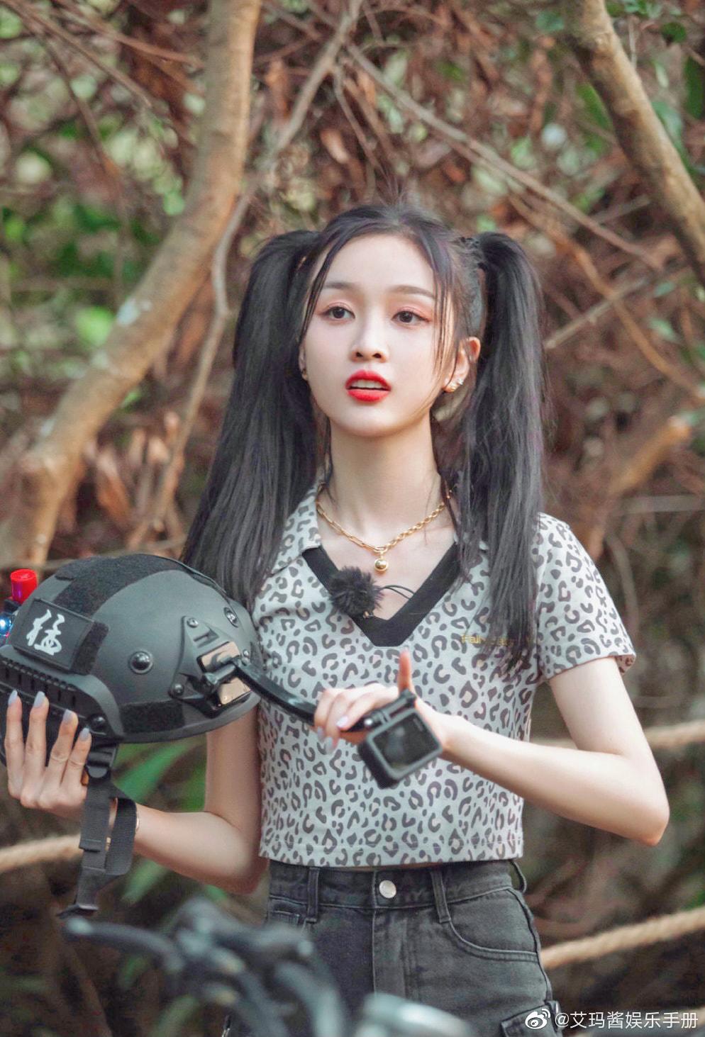 15 mỹ nhân Cbiz để tóc 2 chùm: Dương Mịch tựa nữ thần, Lệ Dĩnh như Maleficent 12