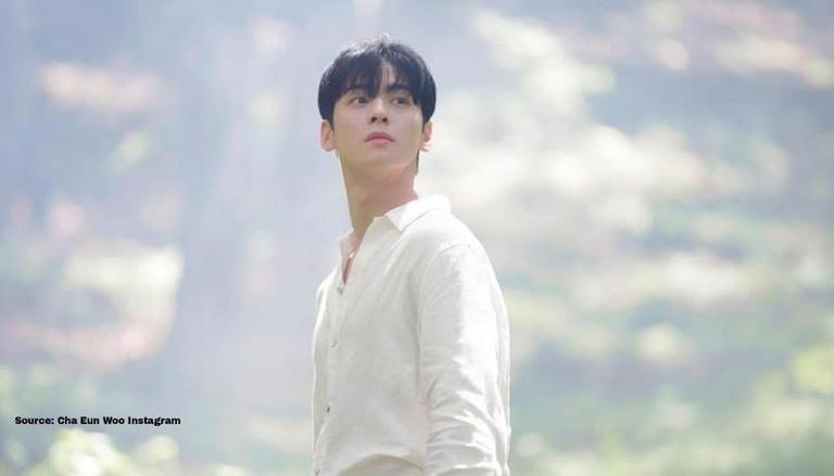Những lần Cha Eunwoo (ASTRO) trong tạo hình hoàng tử đẹp đến rụng rời: Kiệt tác tạo hóa cũng chỉ đến thế!  12