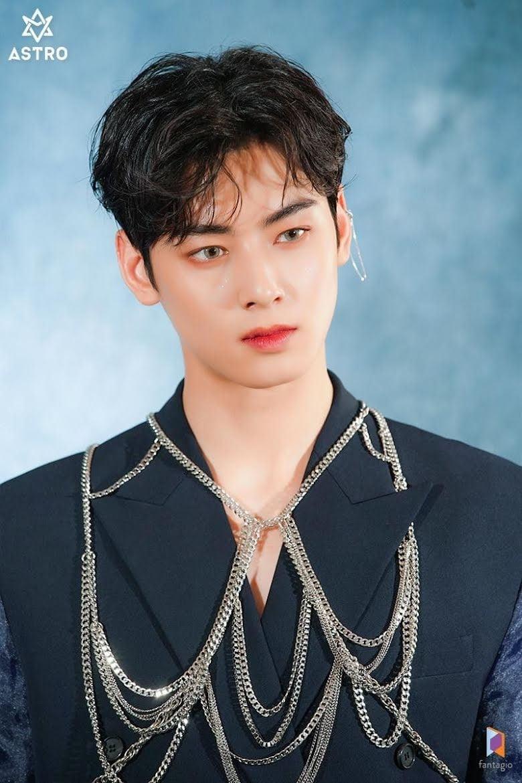 Những lần Cha Eunwoo (ASTRO) trong tạo hình hoàng tử đẹp đến rụng rời: Kiệt tác tạo hóa cũng chỉ đến thế!  3