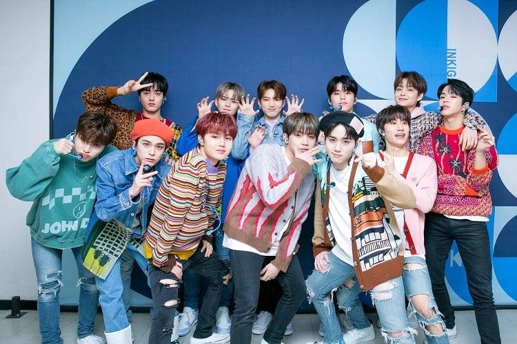 10 nhóm nhạc Kpop Gen 4 chia nhau phủ sóng thế giới: TXT, Stray Kids, IZ * ONE, TREASURE kèn cựa khốc liệt 3