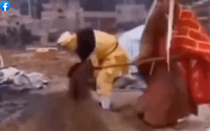 10 cảnh hậu trường hài 'té ghế' của Tây Du Ký: Tôn Ngộ Không nhả khói điêu luyện, Đường Tăng bị đá hậu, Bát Giới tổ lái... 7
