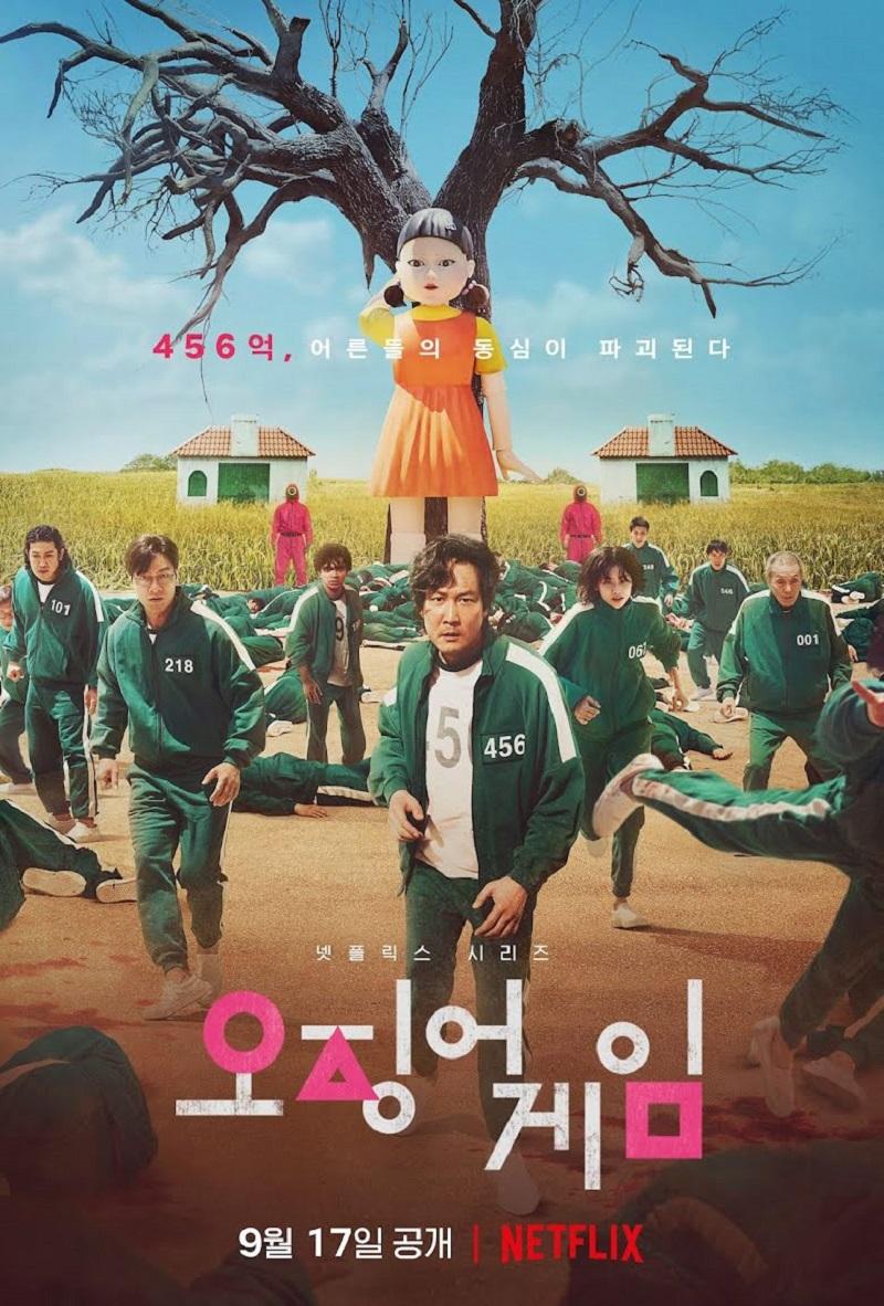 Song Joong Ki bị Squid Game gây áp lực 3