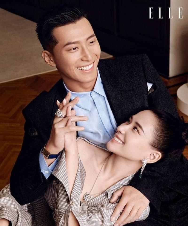 Lộ quy tắc ngầm giữa 'người tình' Triệu Lệ Dĩnh và ái nữ 'vua sòng bạc' Macau 1
