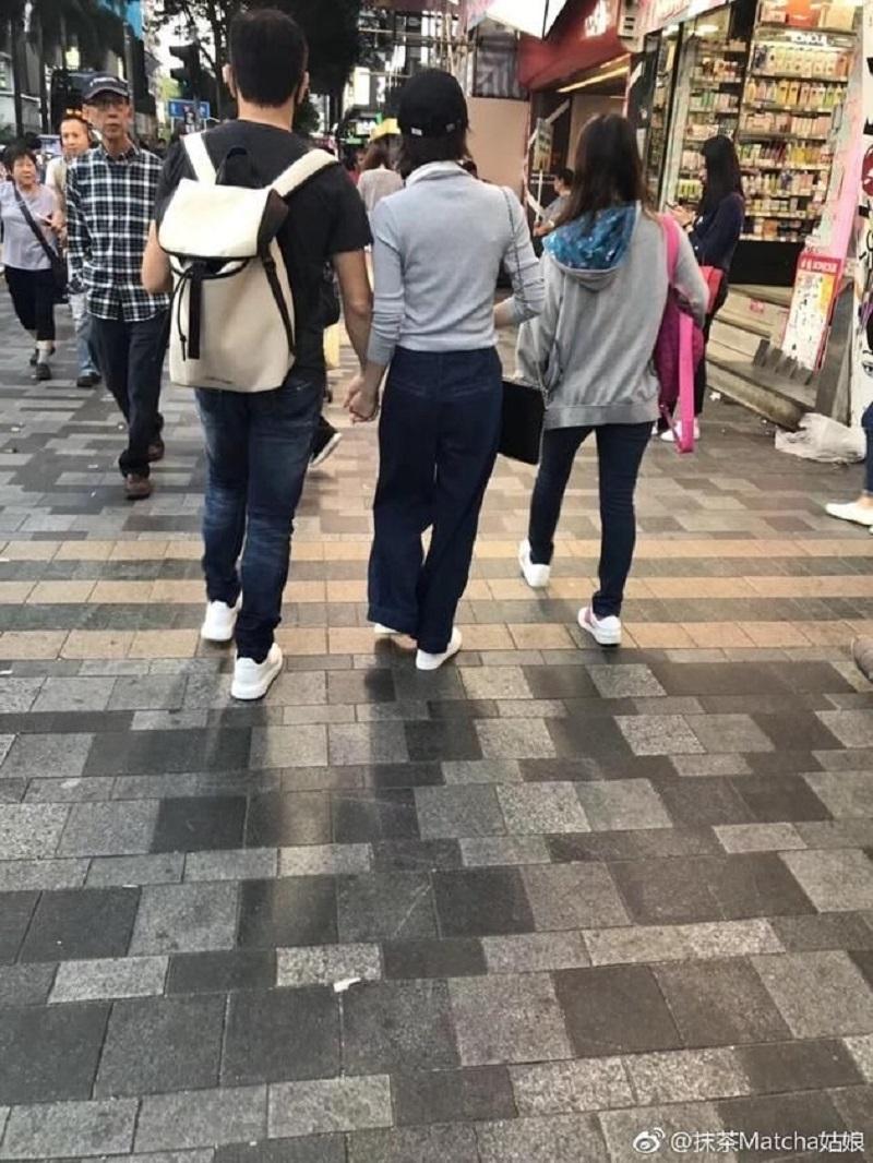 Rộ tin Lưu Thi Thi mang thai con thứ hai đã được 5 tháng 2