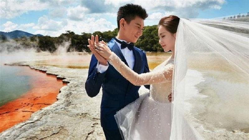 Rộ tin Lưu Thi Thi mang thai con thứ hai đã được 5 tháng 1