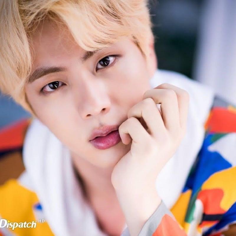 Vượt mặt loạt mỹ nhân, thành viên ATEEZ trở thành idol có đôi môi đẹp nhất Kpop 6
