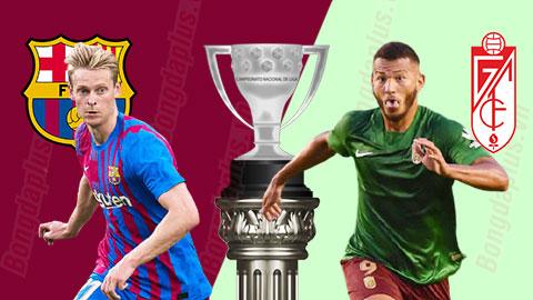 Nhận định Barcelona vs Granada (02h00, 21/09) vòng 5 La Liga: Trút giận ở Nou Camp 2