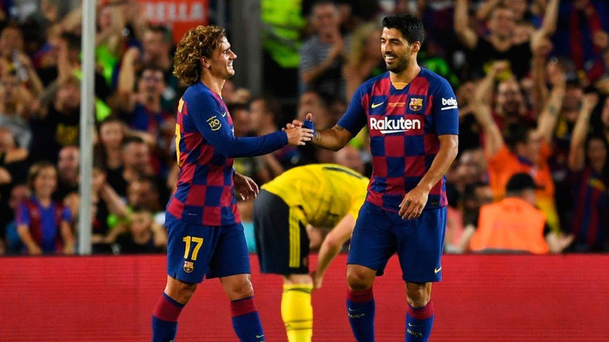 Nhận định Getafe vs Atletico Madrid (00h30, 22/09) vòng 6 La Liga: 'Song sát' Suarez - Griezmann tái hợp 1