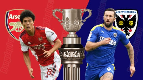 Nhận định Arsenal vs Wimbledon (01h45, 23/09) vòng 3 Cúp Liên đoàn Anh: Từng bước thoát khủng hoảng 2