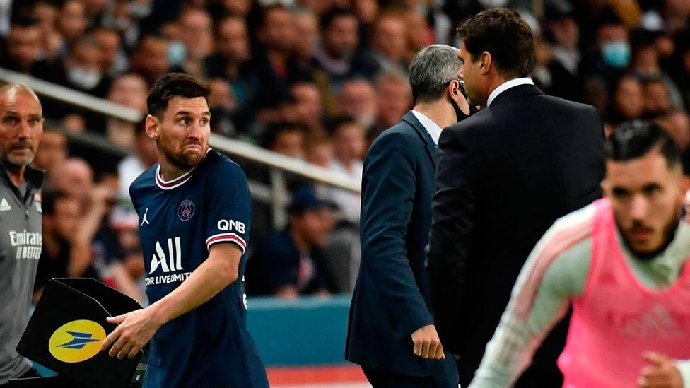 PSG xác nhận chấn thương của Messi, nguy cơ lỡ đại chiến Man City 1