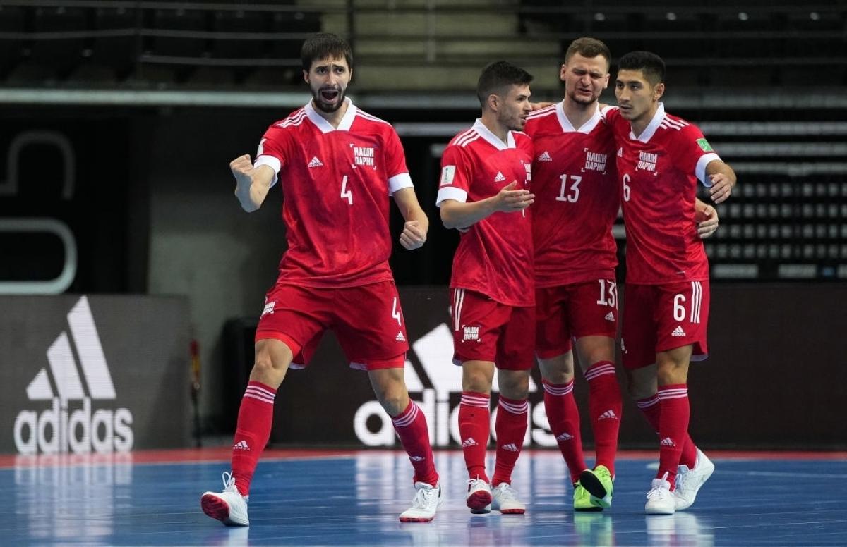 Lực lượng trước 'đại chiến' Việt Nam vs Nga, vòng 1/8 World Cup Futsal: Đội trưởng Văn Vũ trở lại 3