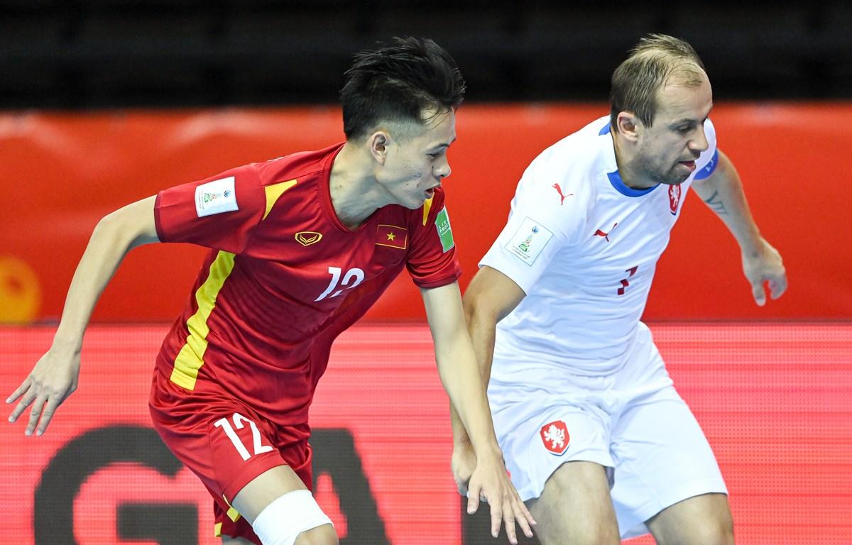 Link xem trực tiếp, kênh phát sóng World Cup Futsal hôm nay: Tâm điểm Việt Nam vs Nga 1