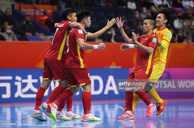 Chuyên gia FIFA thán phục bàn thắng 'siêu độc' và mãn nhãn của ĐT Futsal Việt Nam 2