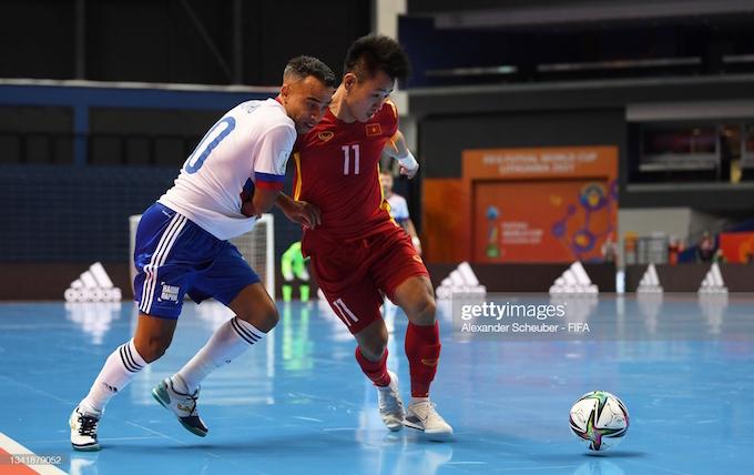 Áp đảo Á quân Thế giới ở cuối trận, ĐT Việt Nam ngẩng cao đầu rời World Cup Futsal 2021 1