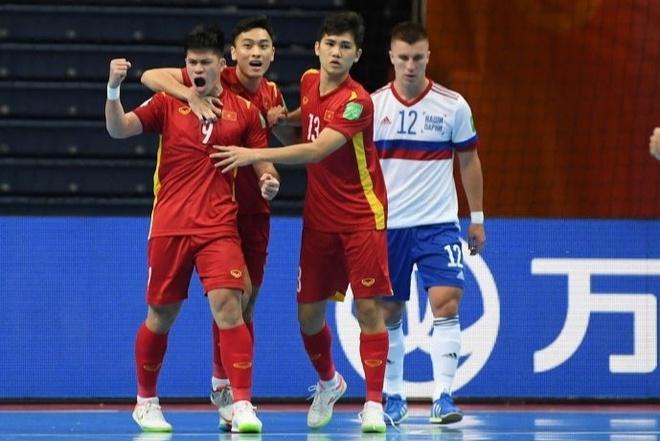 Chuyên gia FIFA thán phục bàn thắng 'siêu độc' và mãn nhãn của ĐT Futsal Việt Nam 1