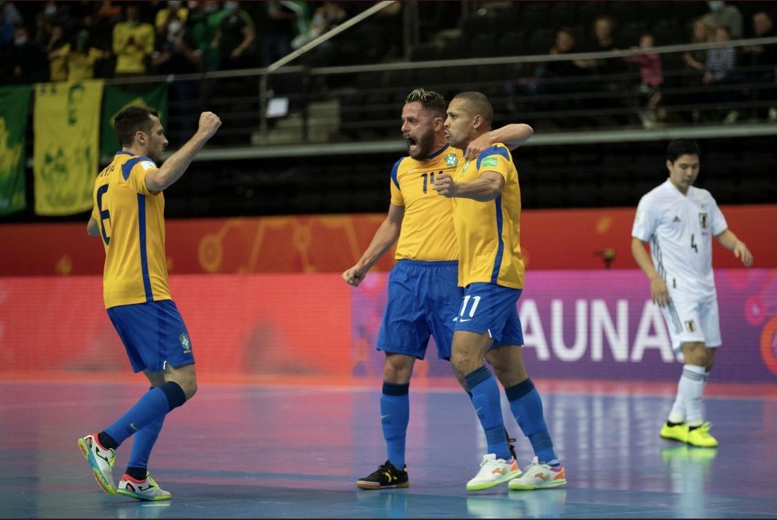 World Cup Futsal 2021: Thái Lan theo chân Việt Nam về nước, Nhật Bản suýt tạo 'địa chấn ' trước Brazil 3