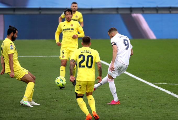 Nhận định Real Madrid vs Villarreal (2h00, 26/09) vòng 6 La Liga: 'Kền kền trắng' tung hoành 1