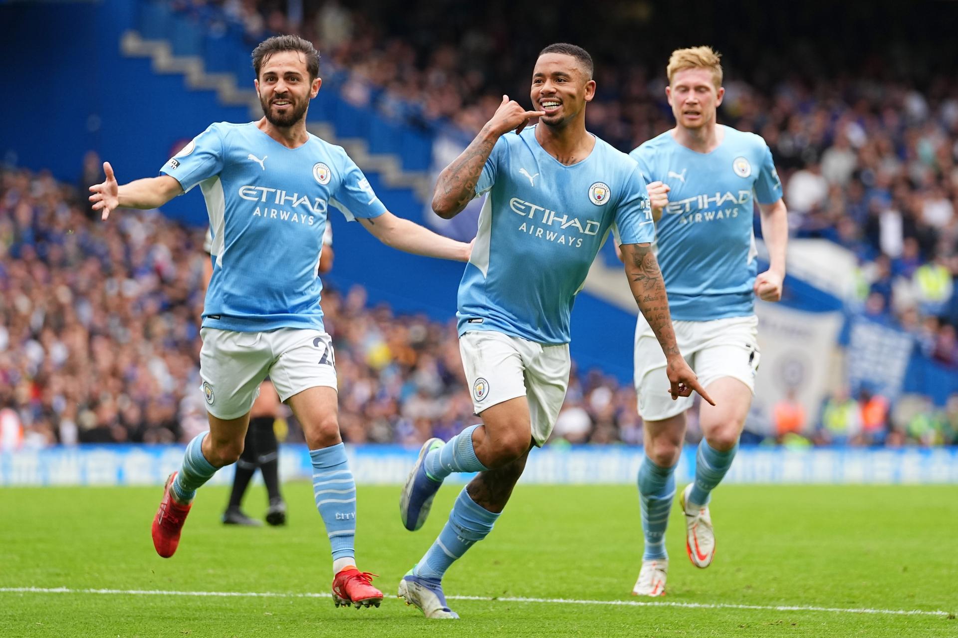 Kết quả Chelsea vs Man City: 'Đánh sập' Stamford Bridge, Pep 'rửa hận' chung kết Champions League 2