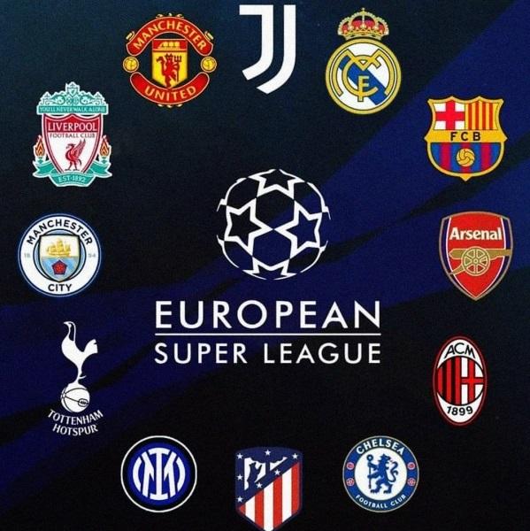 Ngỡ ngàng phán quyết cuối cùng của UEFA về Barca, Real và Juventus trong 'thương vụ' Super League 2