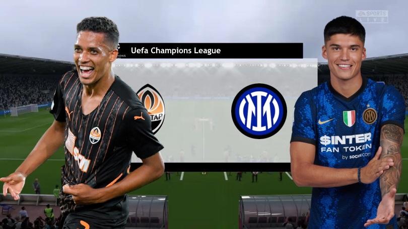 Link xem trực tiếp bóng đá Shakhtar vs Inter (23h45, 28/9) Lượt 2 vòng bảng Champions League 1