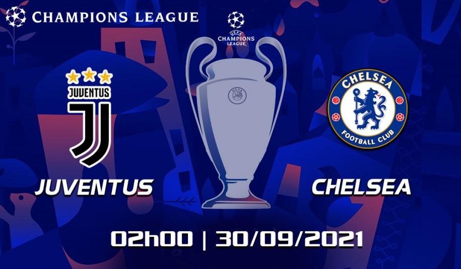 Lịch thi đấu bóng đá châu Âu hôm nay 29/9: Juventus đại chiến Chelsea, MU tái ngộ Villarreal 1