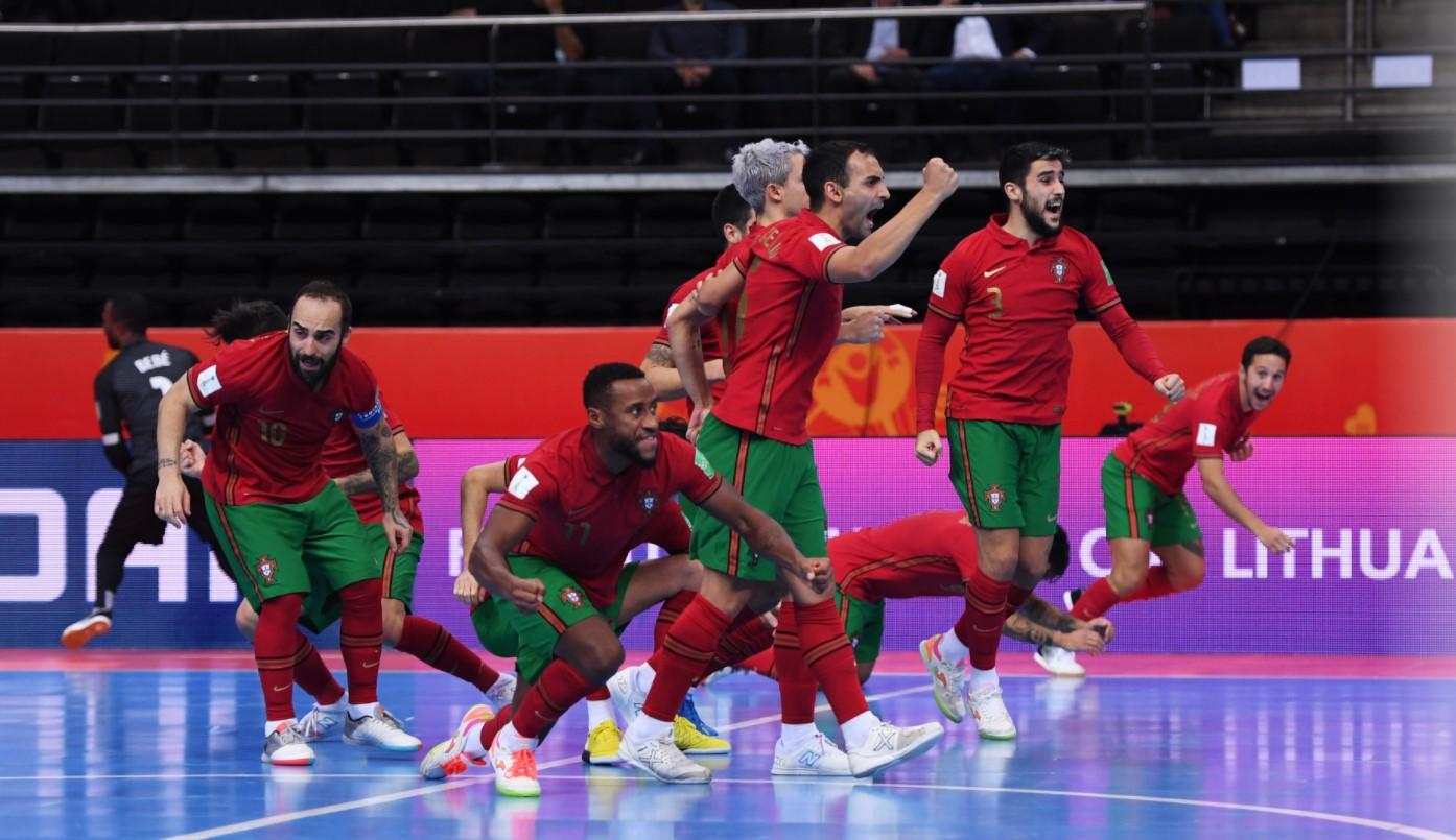 Kết quả bán kết World Cup Futsal: Bồ Đào Nha hạ gục Kazakhstan, hẹn 'phục thù' Argentina ở chung kết 2