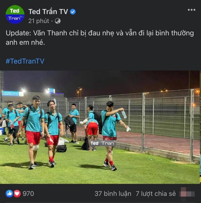 Mới sang UAE, ĐT Việt Nam lại đón thêm tin xấu về lực lượng trước màn đọ sức với Trung Quốc 2