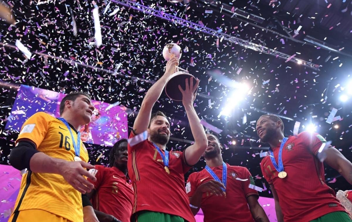 Chung kết Futsal World Cup 2021: Bồ Đào Nha hạ ĐKVĐ Argentina, lần đầu lên đỉnh thế giới 3