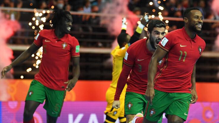 Chung kết Futsal World Cup 2021: Bồ Đào Nha hạ ĐKVĐ Argentina, lần đầu lên đỉnh thế giới 1