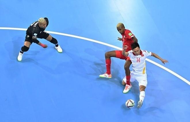 Bàn thắng solo hoàn hảo của Việt Nam được bình chọn đẹp nhất World Cup Futsal 2021 2