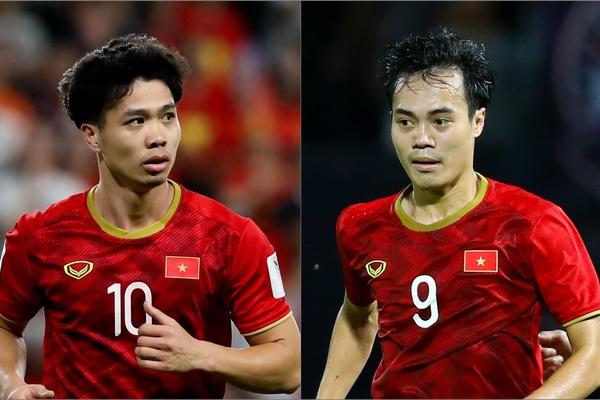 Đội hình Việt Nam vs Trung Quốc: Thầy Park tung đòn hiểm với 'song sát' HAGL? 3