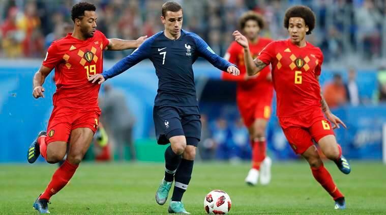 Link xem trực tiếp bóng đá Bỉ vs Pháp (1h45, 08/10) bán kết UEFA Nations League 1