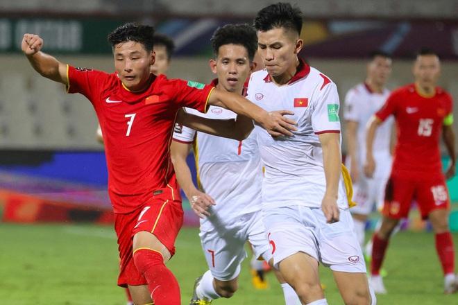 Báo Trung Quốc thừa nhận điểm thua kém trọng yếu so với bóng đá Việt Nam 1
