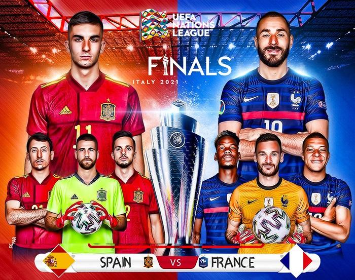 Nhận định Tây Ban Nha vs Pháp (1h45, 11/10) chung kết Nations League: 'Bò tót' tám lạng, 'Gà trống' nửa cân 2
