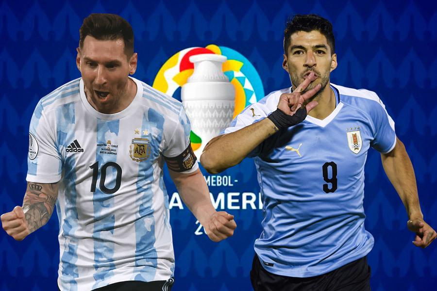 Nhận định Argentina vs Uruguay (6h30, 11/10) vòng loại World Cup: Trông cậy vào Messi 2