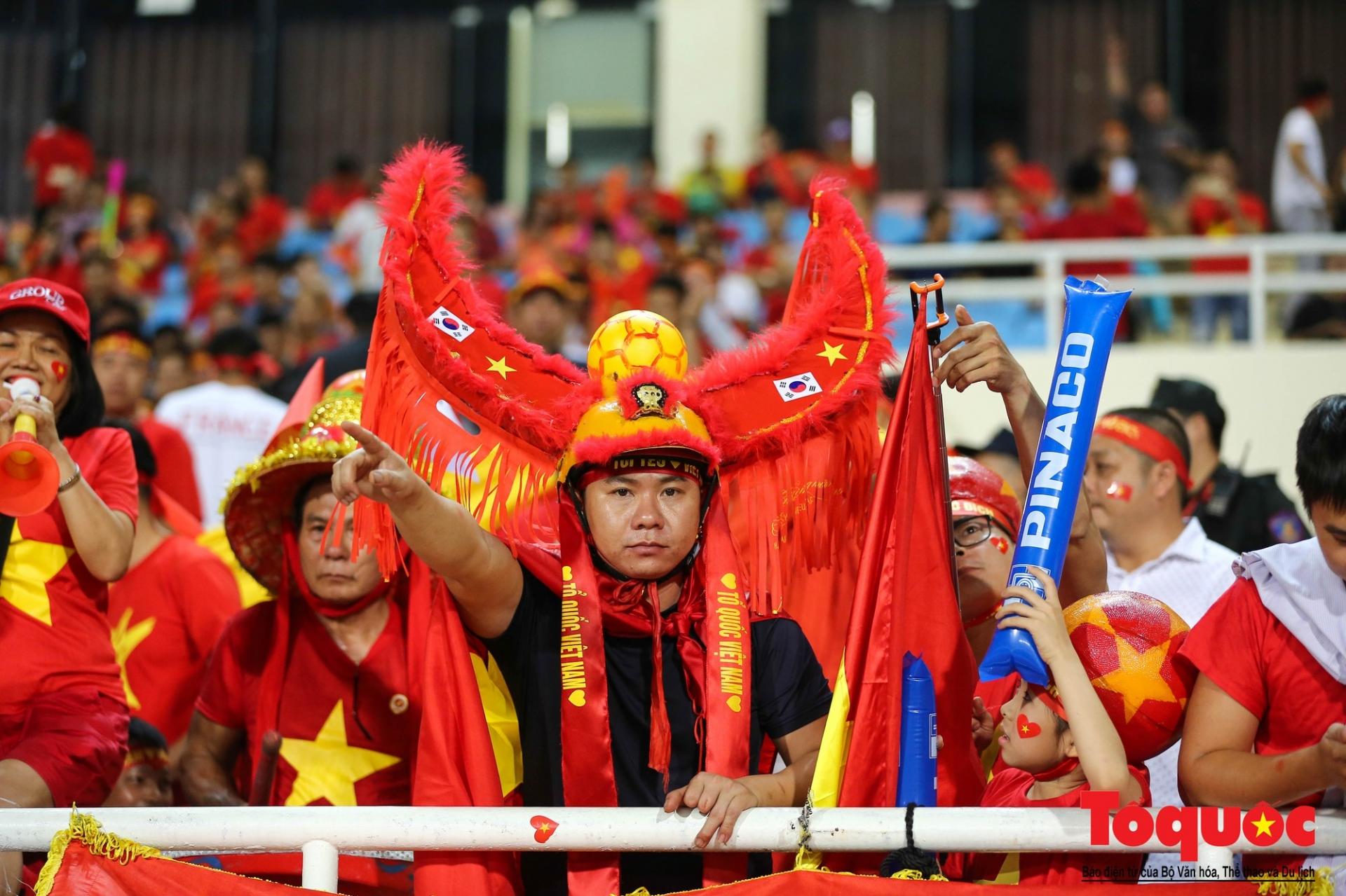 Tin vui: Trận Oman vs Việt Nam sẽ đón khán giả vào sân cổ vũ 1