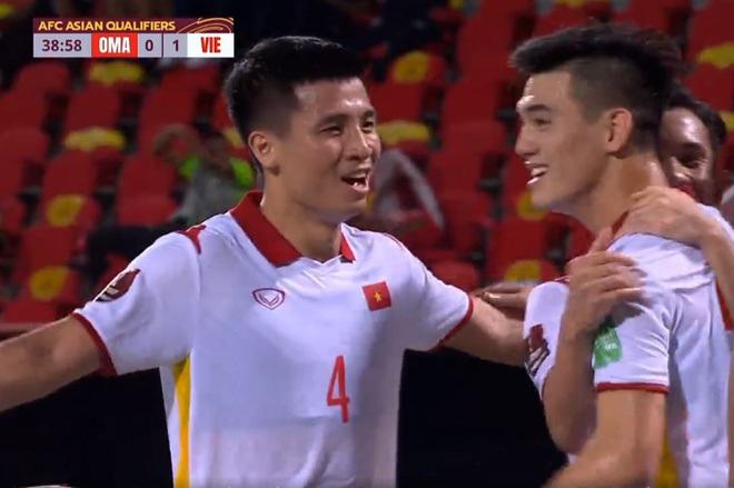 Kết quả Oman vs Việt Nam: 'Đại chiến' với VAR, thầy trò Park Hang Seo thua ngược cay đắng 7