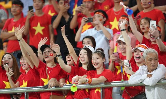 Tin vui vòng loại World Cup: Trận Việt Nam vs Nhật Bản sắp được đón CĐV vào sân 1