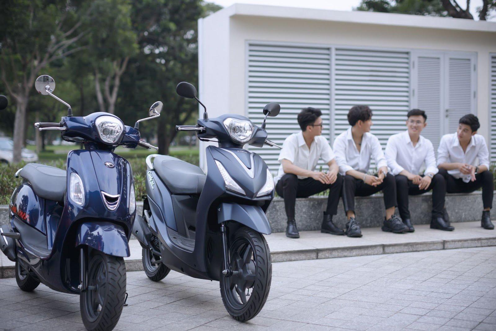 Kymco Việt Nam - Thương hiệu xe máy 50cc đến từ Đài Loan 2