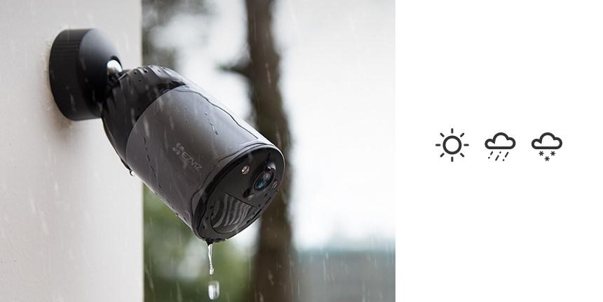 Camera an ninh BC1C: Dẫn đầu xu hướng với thiết kế 100% không dây 4