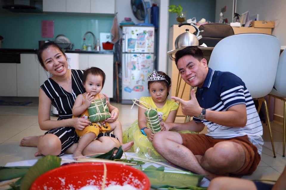 Luật sư Nguyễn Đăng Tư: Gia đình là cái nôi cho mọi sự phát triển 4