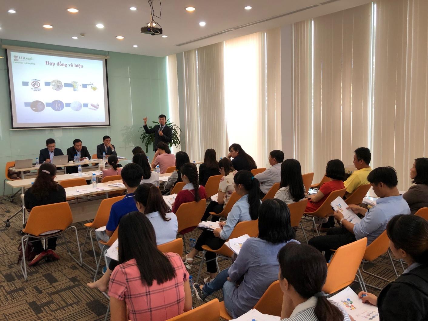 Lê Nguyên Hòa: Trở thành luật sư là ước mơ lớn nhất của tôi 5