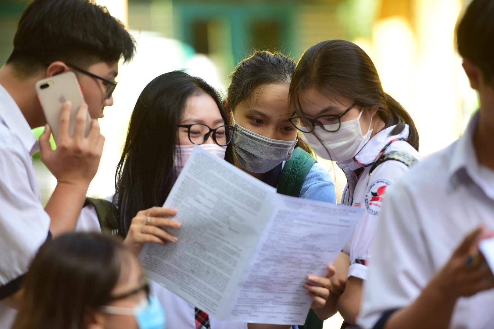 Tra cứu điểm thi THPT quốc gia 2021 tỉnh Bình Định theo SBD nhanh, chính xác 4